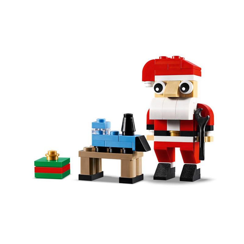 LEGO ® Kerstman Polybag [2019]