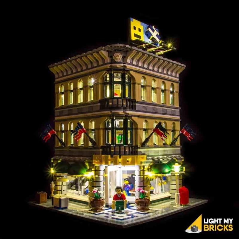 LEGO Grand Emporium 10211 Light Kit