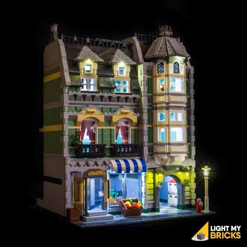 LEGO Green Grocer 10185 Light Kit