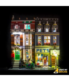 LEGO Pet Shop 10218 Light Kit