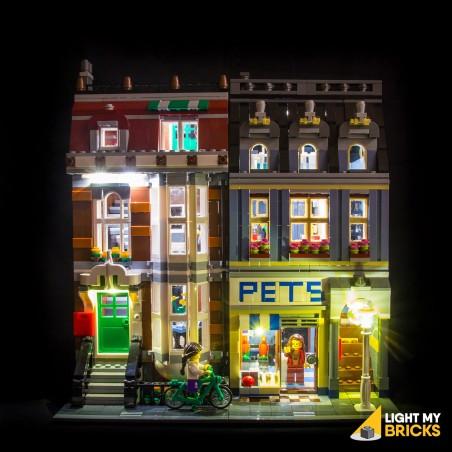 LEGO Pet Shop 10218 Verlichtings Set