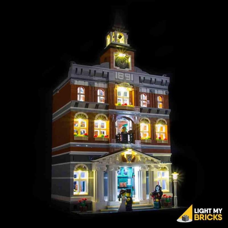 LEGO Town Hall 10224 Light Kit