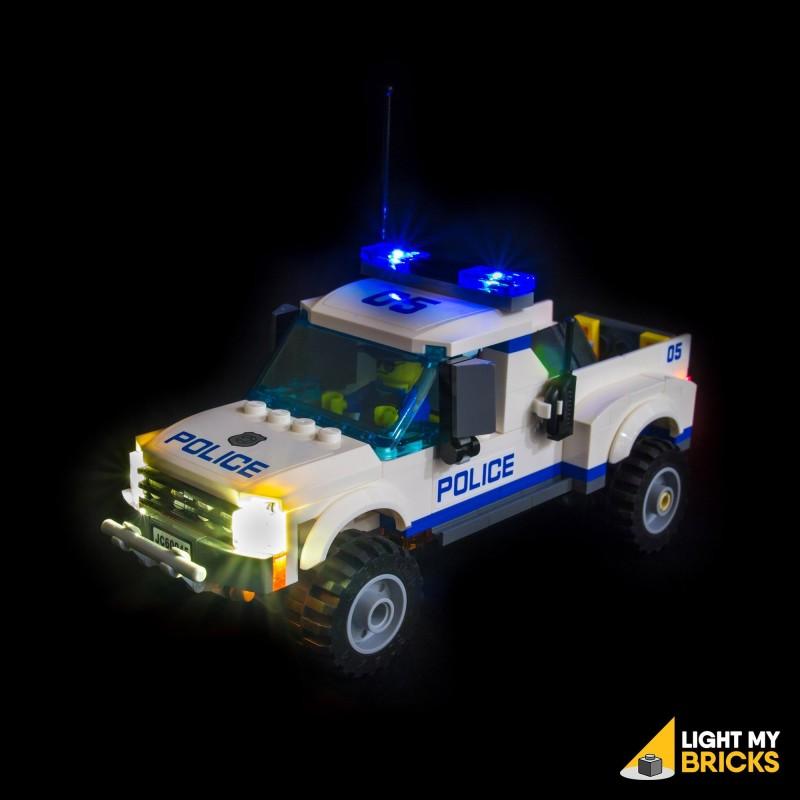 Starter Kit - Police Car (6 lights)
