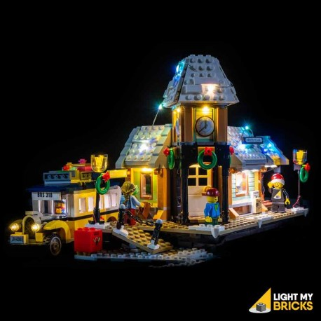LEGO Winter Village Station 10259 Light Kit