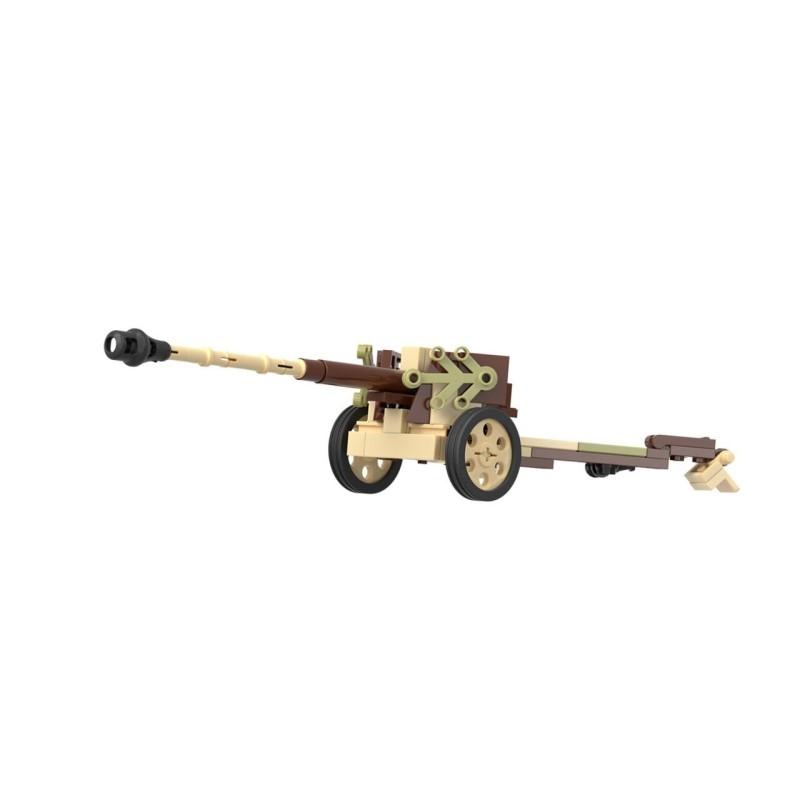 BrickMania - PaK 43 - 8.8cm Anti-Tank Gun