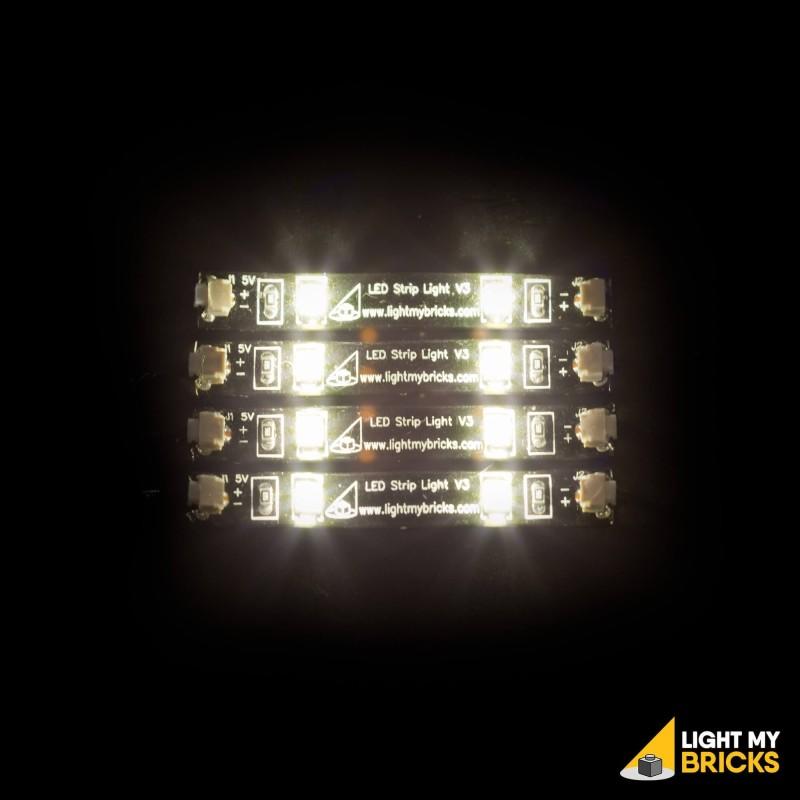 LED Strip Verlichting (4 stuks)