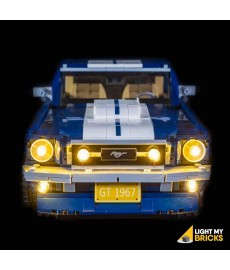 LEGO Ford Mustang GT - 10265 Light Kit