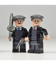 British Gangster Brothers Minifigure Bundle
