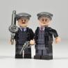 British Gangster Brothers Minifigure Bundle