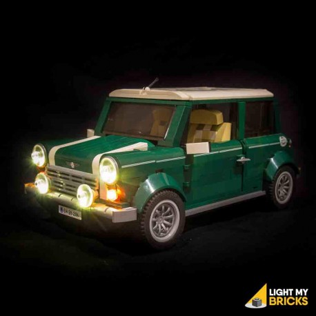 LEGO Mini Cooper 10242 Light Kit