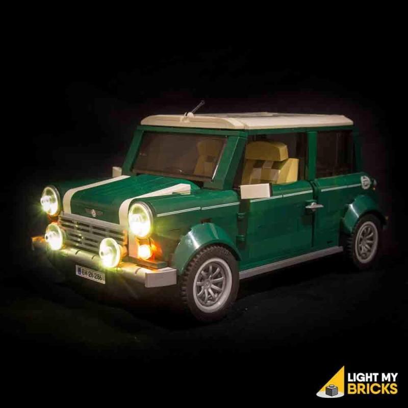 LEGO Mini Cooper 10242 Light Kit