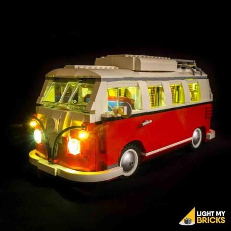 LEGO Volkswagen T1 Camper Van 10220 Beleuchtungs Set
