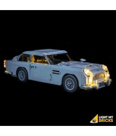LEGO Aston Martin DB5 10262 Light Kit
