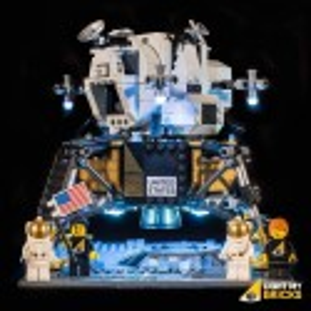 LEGO NASA Apollo 11 Lunar Lander 10266 Light Kit