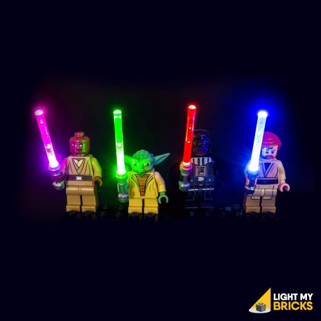 LED LEGO Star Wars Lightsaber Pack