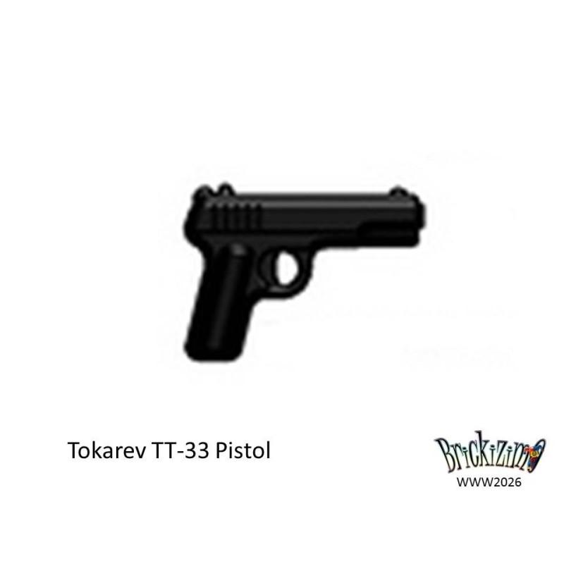 Tokarev TT-33 Pistol
