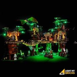 LEGO Star Wars Ewok Village 10236 Light Kit