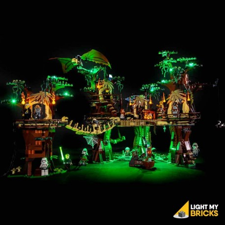 LEGO Star Wars Ewok Village 10236 Light Kit