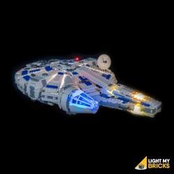 LEGO Star Wars Kessel Run Millennium Falcon 75212 Light Kit