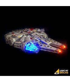 LEGO Star Wars Millennium Falcon 75105 Light Kit