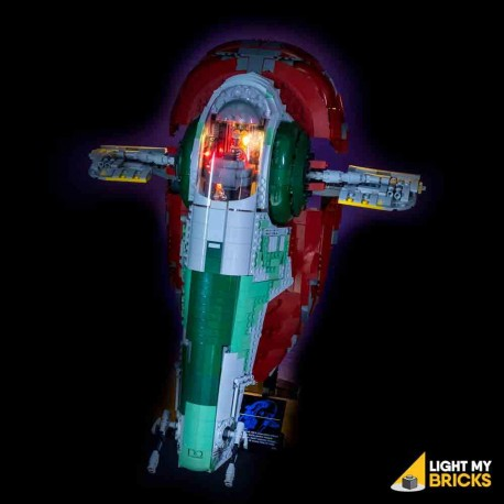 LEGO Star Wars Slave 1 75060 Light Kit
