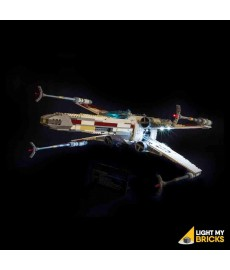 LEGO Star Wars UCS Red Five X-wing Starfighter 10240 Light Kit