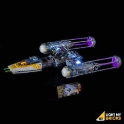 LEGO Star Wars UCS Y-Wing Starfighter 75181 Light Kit