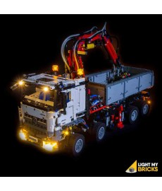 LEGO Mercedes-Benz Arocs 42043 Light Kit
