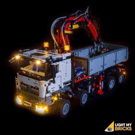 LEGO Mercedes-Benz Arocs 42043 Beleuchtungs Set