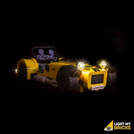 LEGO Caterham Seven 620R 21037 Light Kit