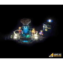 LEGO Dr Who 21304 Light Kit