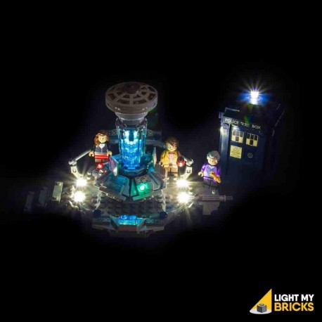 LEGO Dr Who 21304 Light Kit