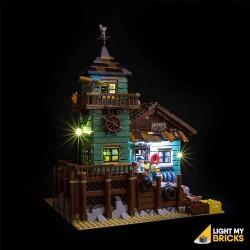 LEGO Old Fishing Store 21310 Light Kit