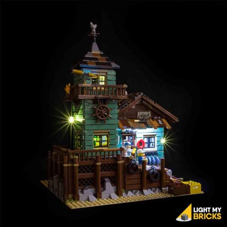 LEGO Old Fishing Store 21310 Light Kit