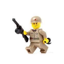 Russische Soldat - Владимир - mit PPsh-41