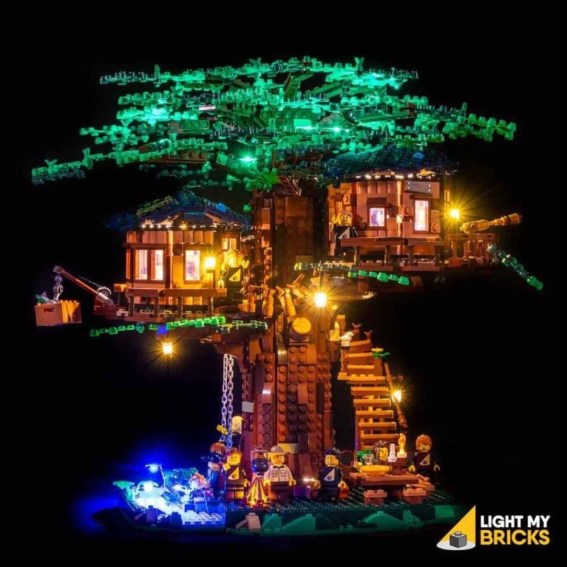LEGO Tree House 21318 Light Kit