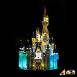 LEGO Disney Castle 71040 Light Kit