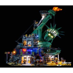 LEGO Welcome To Apocalypseburg! 70840 Light Kit