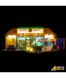 LEGO The Simpsons Kwik-E-Mart 71016 Light Kit