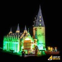LEGO Hogwarts Great Hall 75954 Verlichtings Set