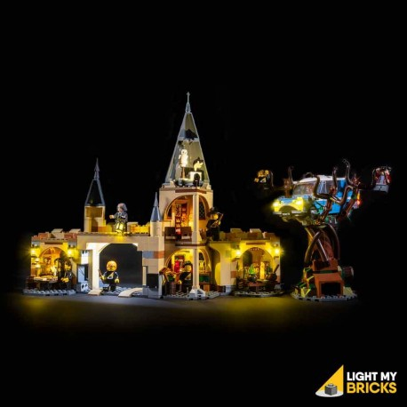 LEGO Hogwarts Whomping Willow 75953 Light Kit