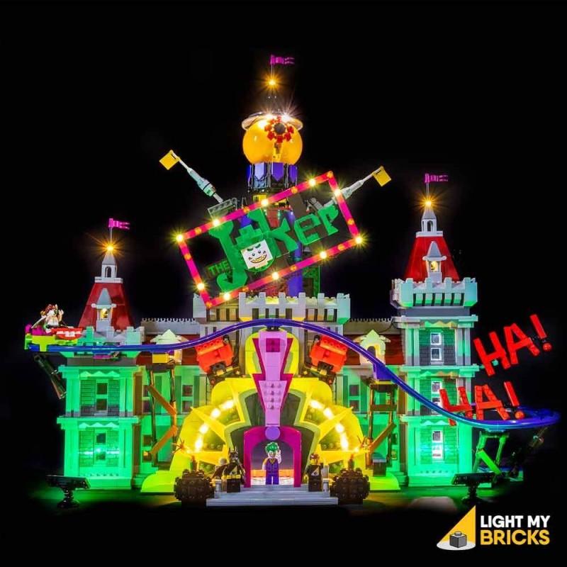 LEGO Joker Manor 70922 Light Kit