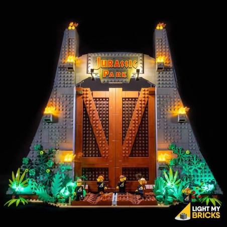 LEGO Jurassic Park T Rex Rampage 75936 Light Kit