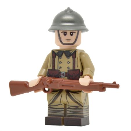 WW2 French Infantry (Version 2)