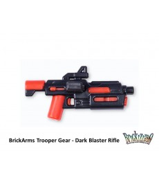 BrickArms Trooper Gear - Blaster Rifle