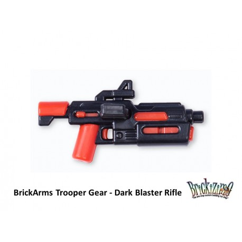 BrickArms Trooper Gear - Blaster Rifle