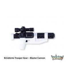 BrickArms Trooper Gear - Blaster Cannon