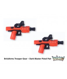 BrickArms Trooper Gear - Blaster Pistol Pair