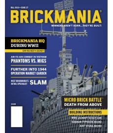 Brickmania Magazine Issue 27 Herfst 2019