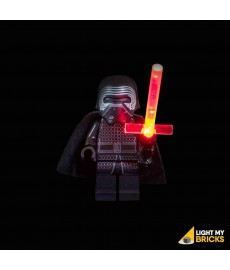 LED LEGO Star Wars Lightschwert - Kylo Ren